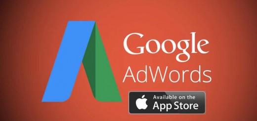 L'application AdWords pour iPhone