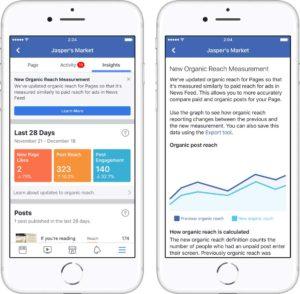Facebook Reach 2018
