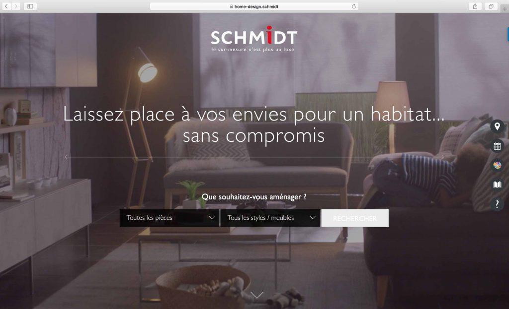 Home-design.schmidt remplace cuisines-schmidt.com
