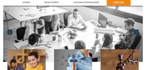 Refonte du site Audigny Consulting