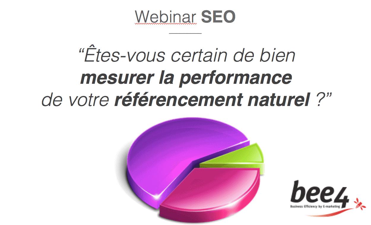 Webinar Mesure Performance SEO : Tweets to remember ! – KPI SEO