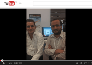 Salon E-commerce Paris 2014 : Interview SEO & Big data – Gabriel Videira, Teodor Dachev et Steven Thomassin