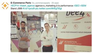 Les TWEETS de la Conférence «SEO & Big Data : N'optimisez plus votre SEO… Révolutionnez-le»