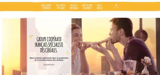 Home page site web VIVESCIA