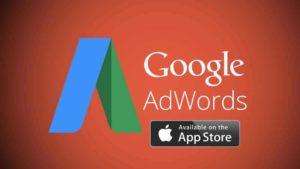 Google AdWords désormais sur iPhone