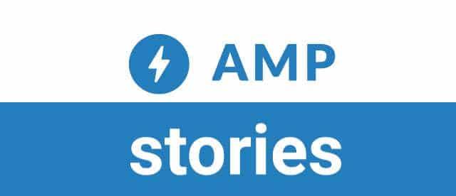 Google test un nouveau modele AMP, les AMP stories
