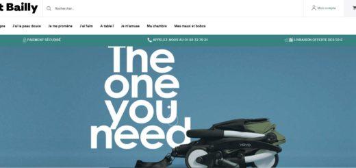 référencement site pharmacie bailly